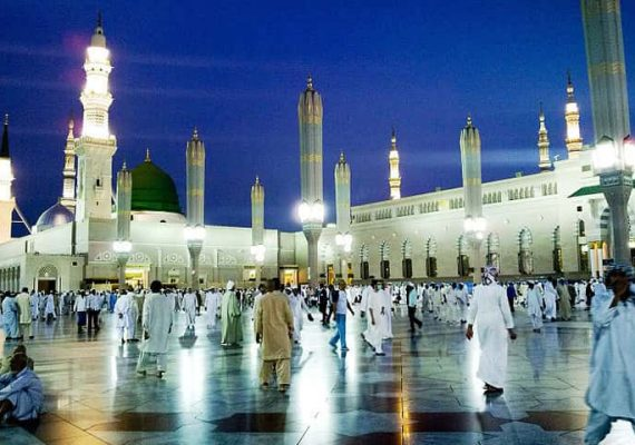 8 Nights Package December Umrah Package (December 21-30)
