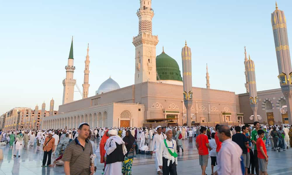 10 Night Silver Umrah Package