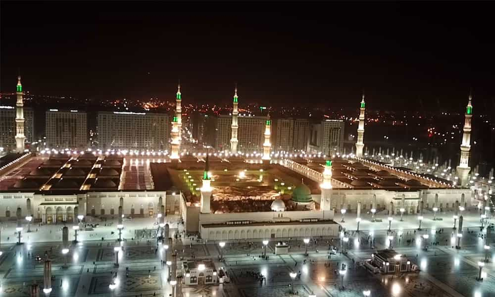4 Night Economy Umrah Package