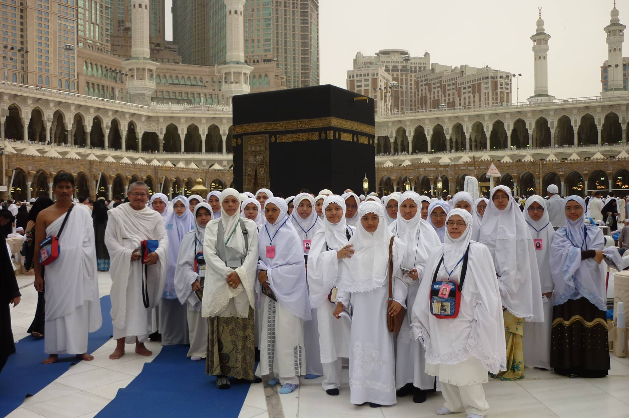 March Female Umrah Group 2020